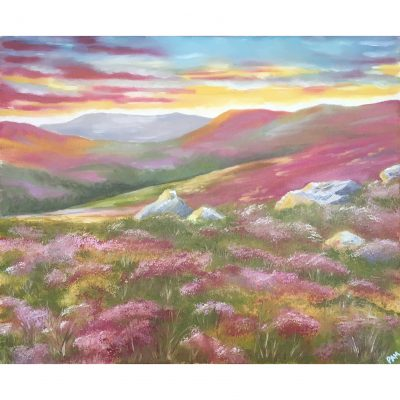 Gibson – Moorland Sunset