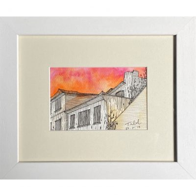 Neal – Building Study 1 Sunset