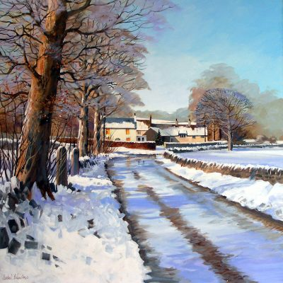 Blincow – Cottage Lane, Winter