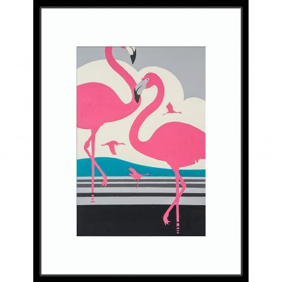 Scholey – Flamingos