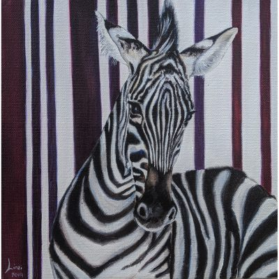 Pattison – Zebra with Stripes