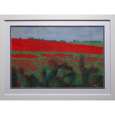 Jervis – Poppies at Mosborough
