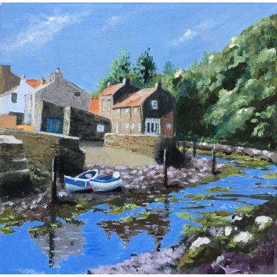 Finnigan – Staithes Reflections