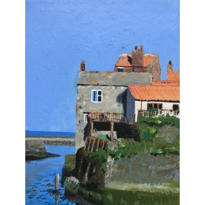 Finnigan – Staithes in Glorious Sunshine