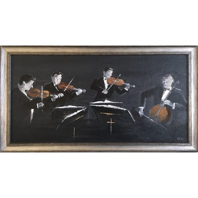 White – String Quartet