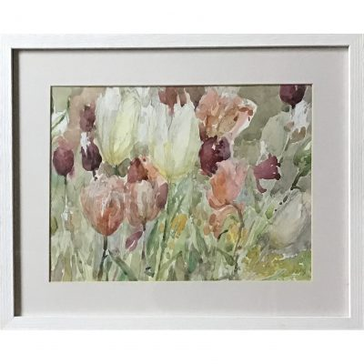 Penny – Tulips in Watercolour