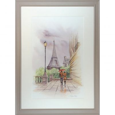 Coates – Wet Day in Paris