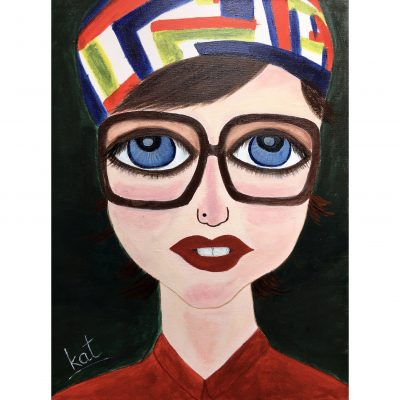 Berresford – Girl in Glasses