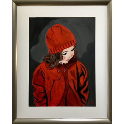 Berresford – The Red Coat