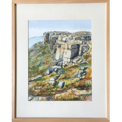 Oakes – Stanage Edge 1