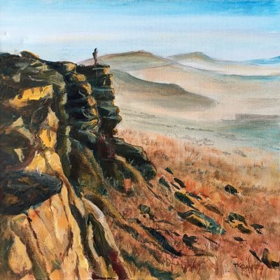 Oakes – Stanage Edge 2