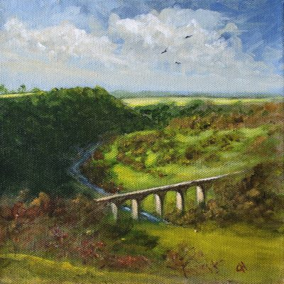 Heyes – Monsal Dale Viaduct