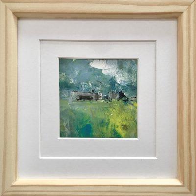 Brown – Haymaking at Hucklow