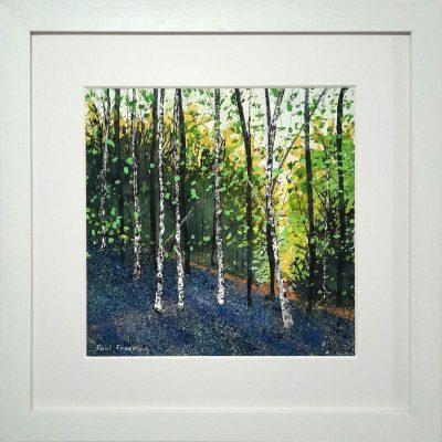 Freeman – Bluebells and Birch
