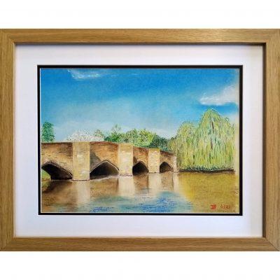 Beaumont – Bridge Over the River Wye