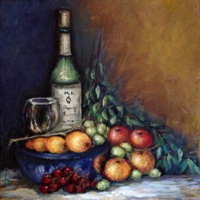 Daniel – Autumn Fruits and White Wine