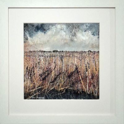 Freeman – Winter Reeds