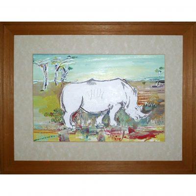 Duxbury – Unicorn (White Rhino)