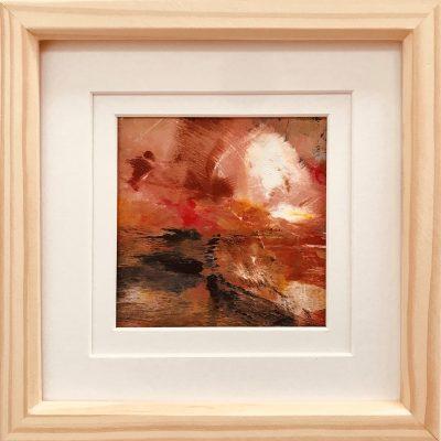 Brown – Sunset on Mam Tor