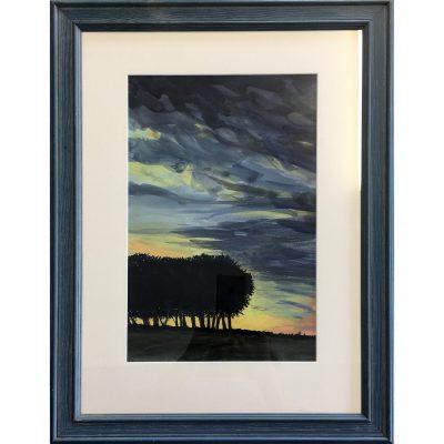 Quant – Evening Sky Above Worrall
