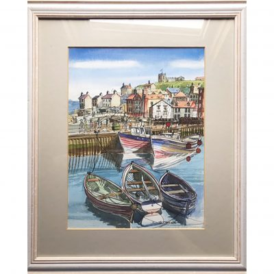 Oakes – Whitby Harbour