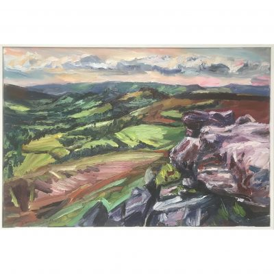 Longmuir – Hope Valley from Stanage