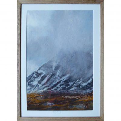Barlow – Mist in The Glens Glencoe