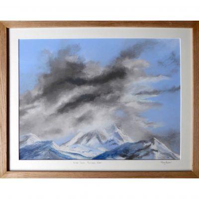 Barlow – Winter Coats Rannoch Moor