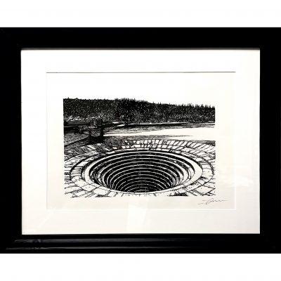 Green – Ladybower Reservoir