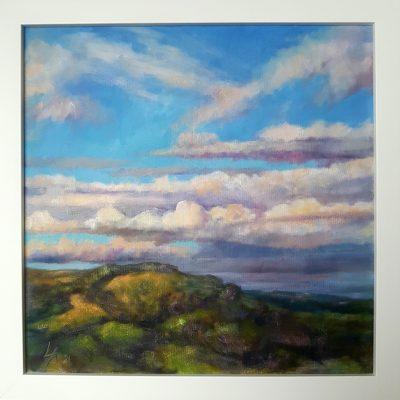 Alageswaran – Spring Sky Over Stannington