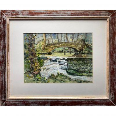 Oakes – Packhorse Bridge Rivelin