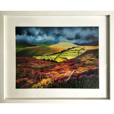 Finley – Stormy Moorland