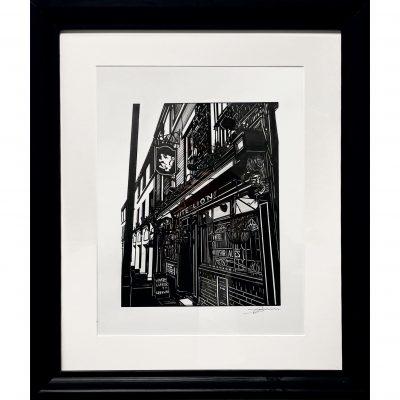 Green – White Lion Pub Sheffield