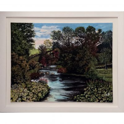 Harrey – The River Wye Bakewell