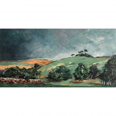 Burton – Trees on a Windy Hill