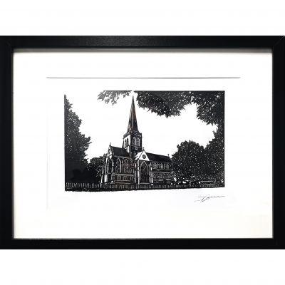 Green – Wentworth Church