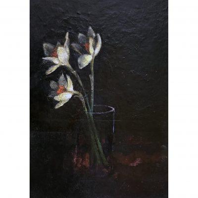 Bird – Daffodils